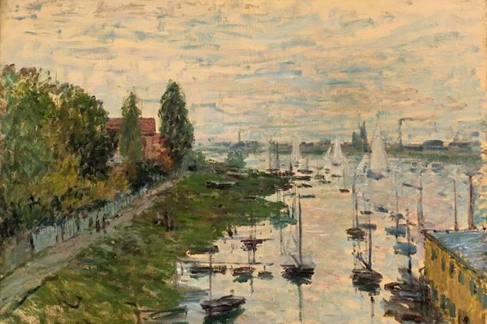 展览   美国艺术博物馆藏19-20世纪风景画展