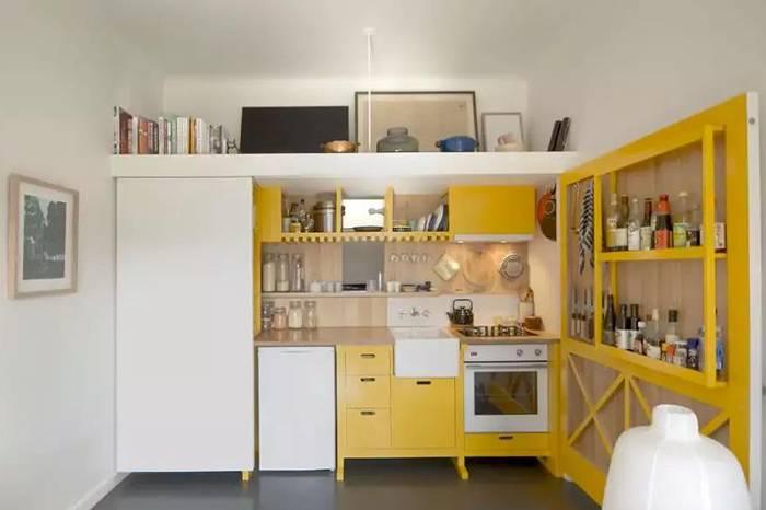 不受户型局限,小房子也能瞬间变大