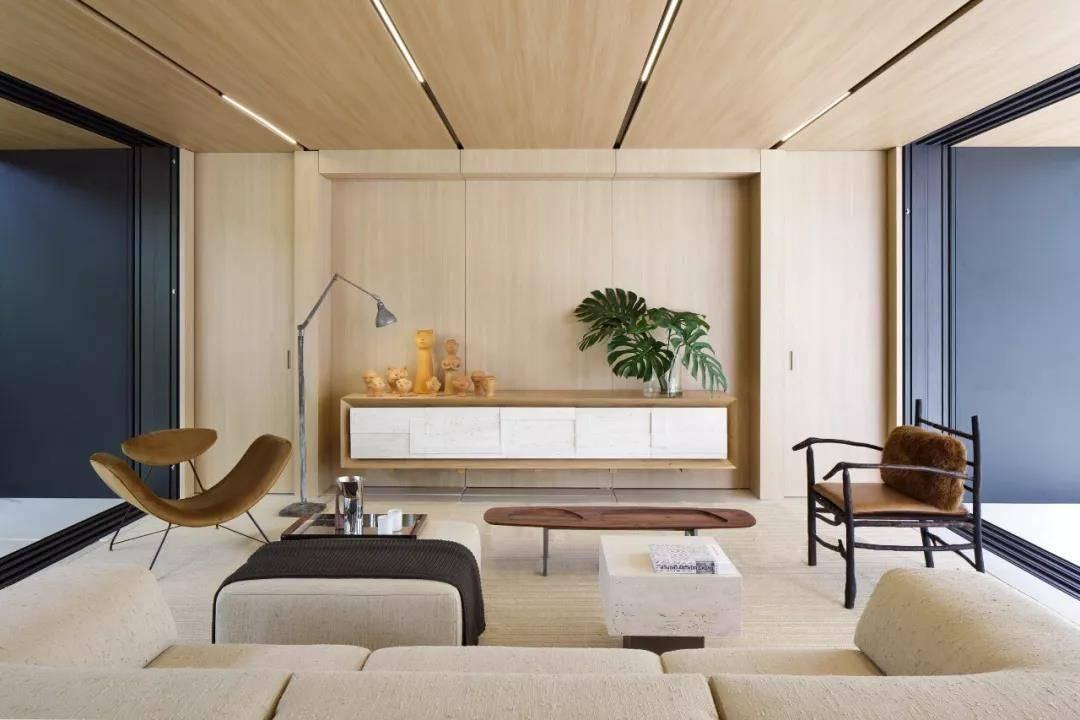 这个200㎡ 的住宅,获得了2018 CASACOR 的最高奖项
