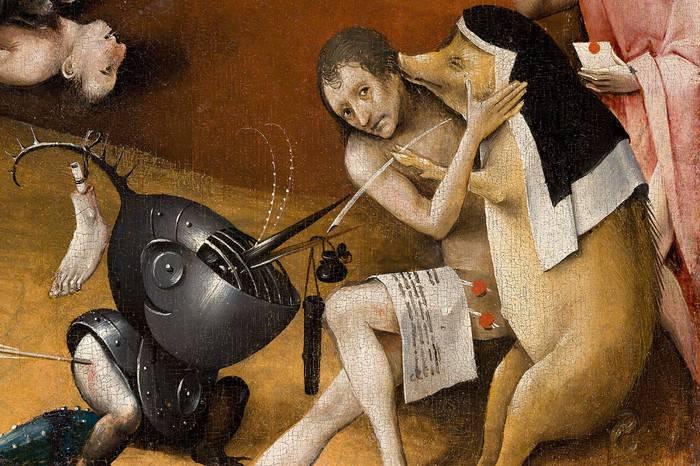 他是超现实绘画的鼻祖, 500年前就用脑洞构造了未来奇幻世界