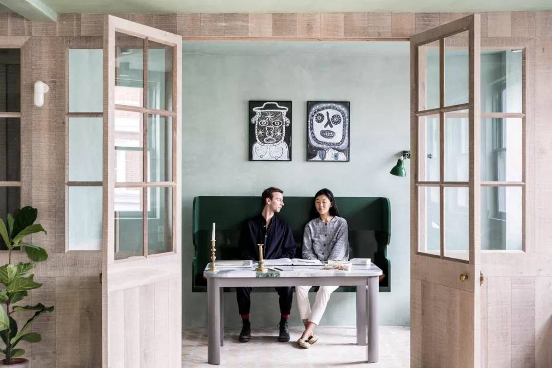 夫妻俩都是建筑师,他们把自己的家设计成什么样了?