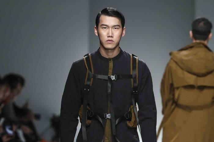 之物WU发布2019年春夏系列,以阴翳礼赞为灵感解读东方时尚美学