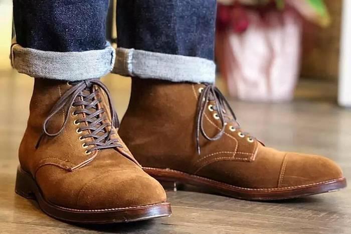 这支Army汇集了全世界最会穿皮鞋的狂徒