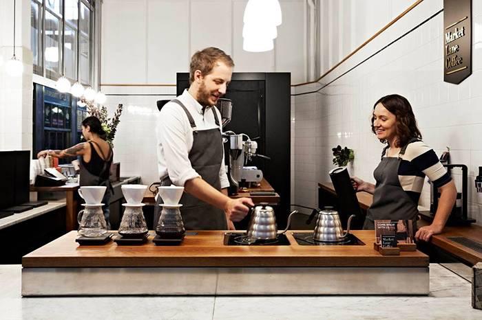 Market Lane Coffee为墨尔本冲一杯爱的咖啡