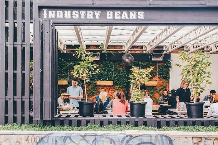Industry Beans 工业仓库里飘来的一阵咖啡香