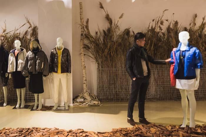 PACMIRO发布2019秋冬系列,打造《吹过冰湖的风》时尚艺术大展