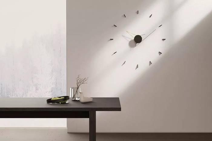 时间是大自然的作息,时钟则是设计师们的艺术