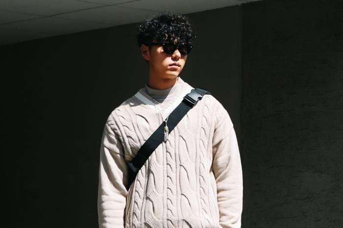 韩国街拍 | 公司职员车元宰