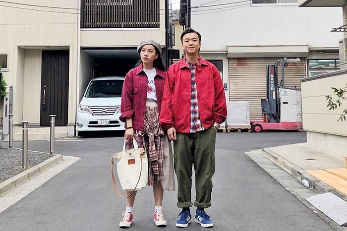 INS穿搭博主:广州这对爱旅行的年轻夫妻 秋冬穿搭都有哪些小心机