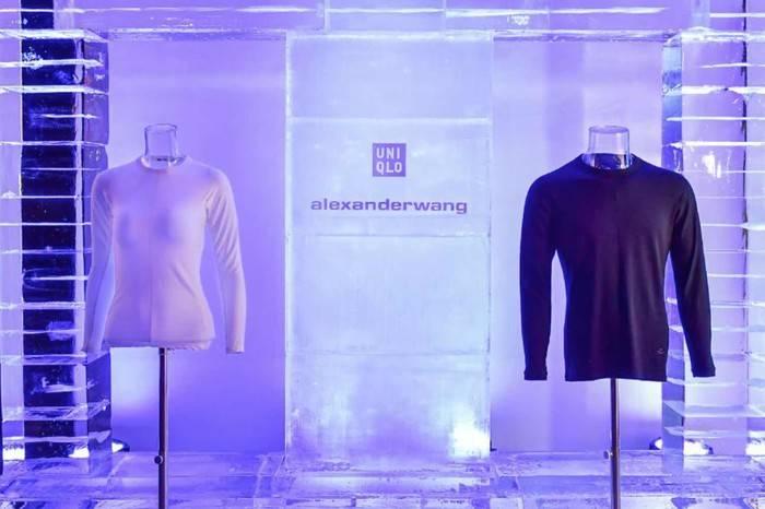 Alexander Wang携手UNIQLO带来全新联名系列, 谁说内衣不可以时尚