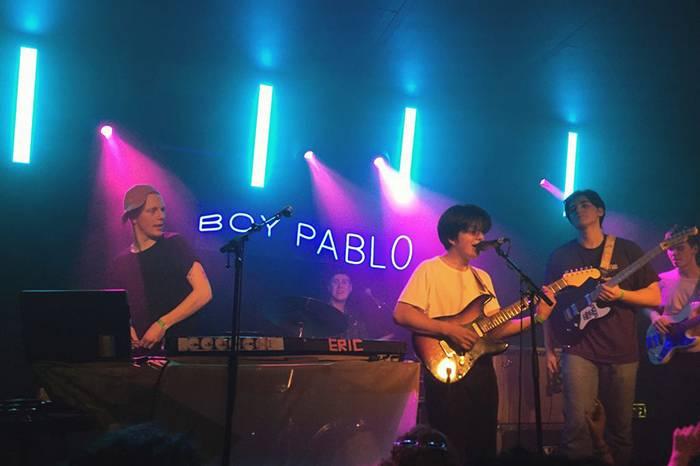 演出   挪威indiepop新锐Boy Pablo亚巡北京专场
