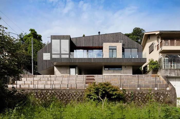 看看这9个房子,混凝土到底是怎样的美?