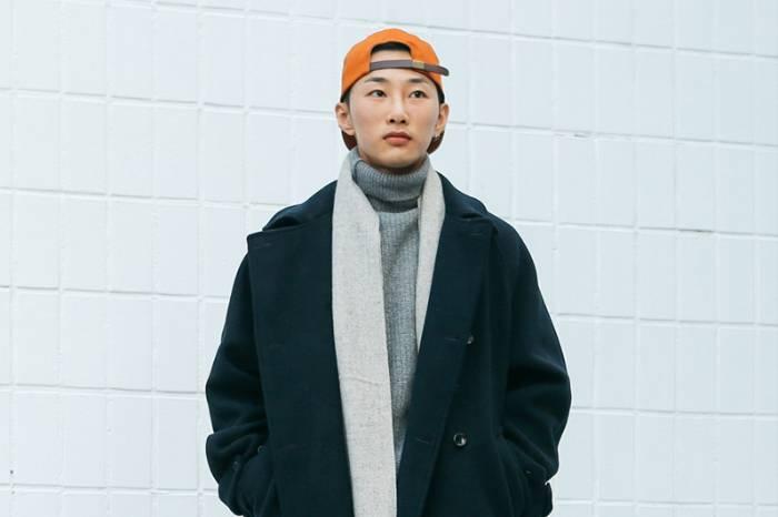 韩国街拍 | 时尚编辑泰民