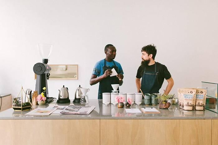Long St Coffee | 除了咖啡,还提供最美好的善意