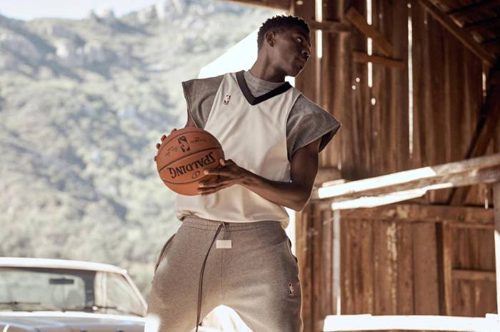 90年代街头篮球风,Fear Of God联手Nike推出联名系列