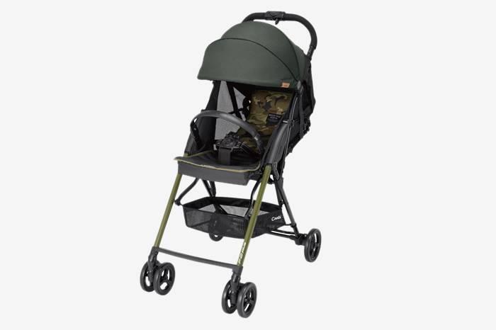 想要时髦晒娃,你可能需要master-piece的这款婴儿车