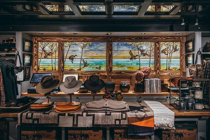 Filson在纽约新开一家旗舰店,美式复古迷又多了一个朝圣之处
