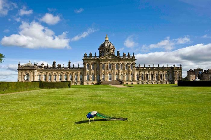 亲临周杰伦世纪婚礼奢华城堡, 感受童话美景背后英国贵族的珍贵品德