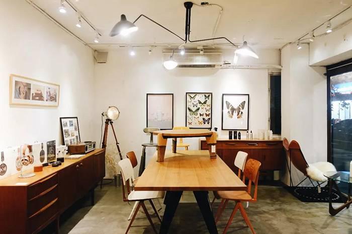 15家台北的复古家具店,值得你专程为它们而来