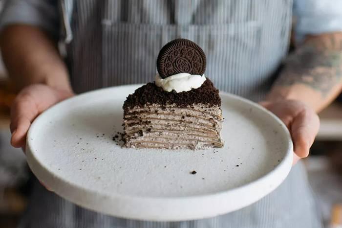 自制千层蛋糕原来没有那么麻烦,口味不输 Lady M!