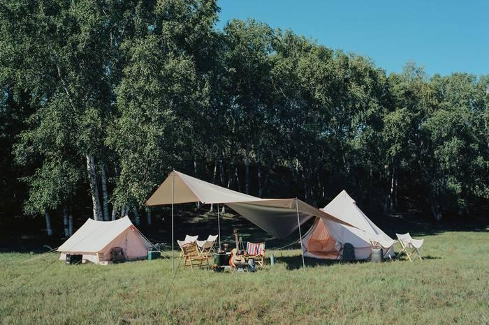 VLOG真人秀 | 内蒙古乌兰布统草原野餐会星空露营全记录