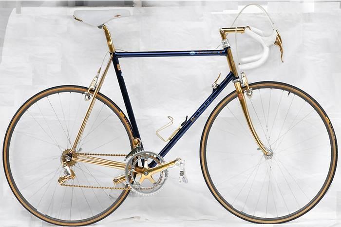 钟表和珠宝工艺满级的瑞士人,打造的自行车有多逆天?