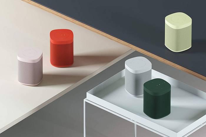 """HAY X Sonos:跨界联名,打造了一款能在家中""""隐形""""音响"""