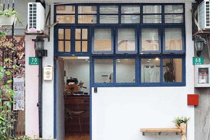光景一会:上海独具匠心的咖啡馆,只想做好三款咖啡