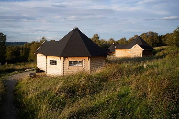 谈天烧烤看星星, 英国约克露营小木屋深度体验之旅
