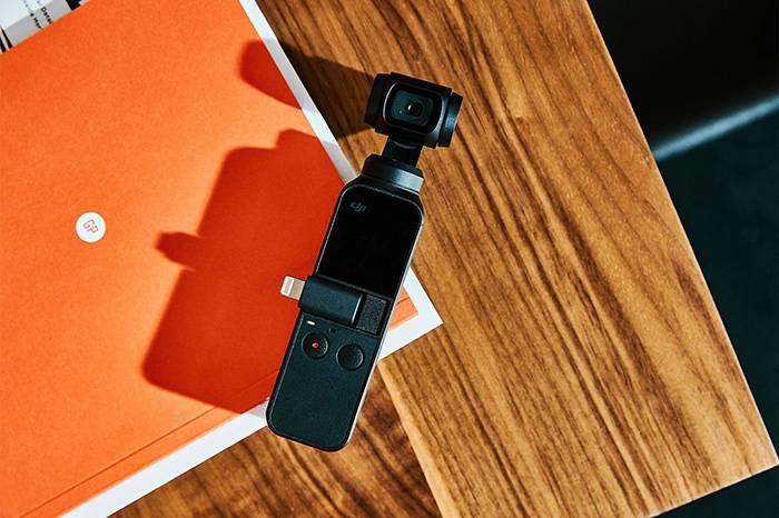 大疆发布便携式4K云台相机,拍vlog的必备神器