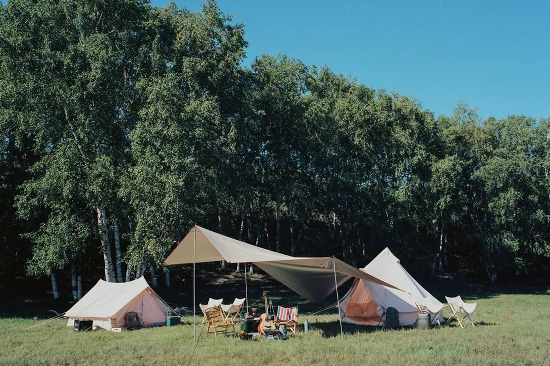 内蒙古乌兰布统草原野餐会星空露营全记录