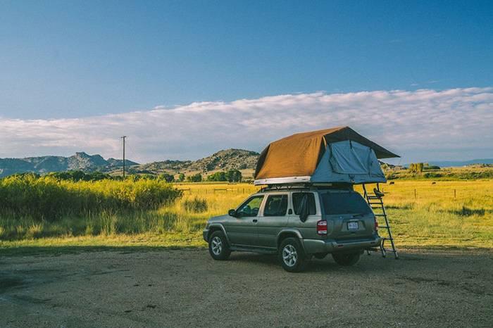 比房车更轻巧的移动小套房,车顶帐篷推荐指南