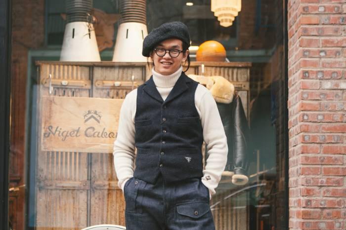 北京街拍 | LOFT6店员Viga