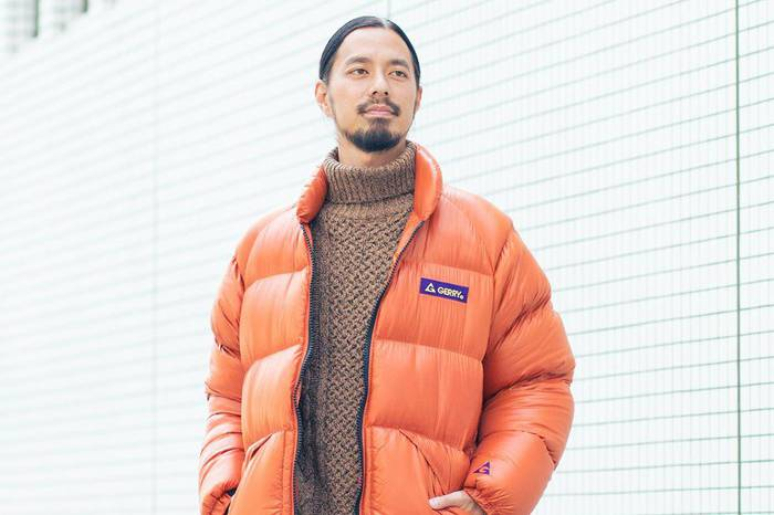 日本街拍 | 设计师土屋智義