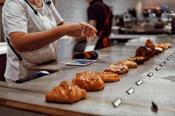 下班路上逛了逛,这家上海长宁区排名第一的面包店