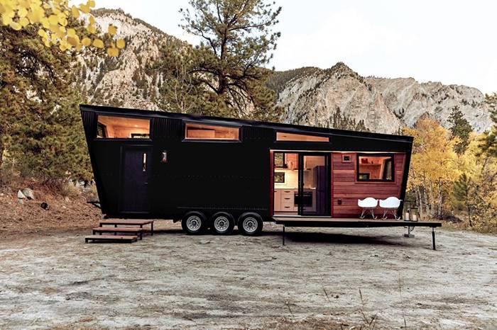 Land Ark Draper:可能是你所见过最豪华的露营拖车之一