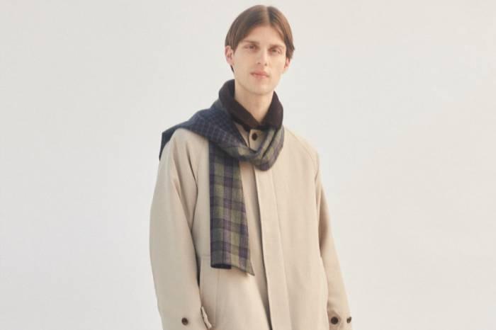 日式调调大人装,Steven Alan推出2018秋冬型录