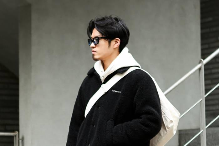 韩国街拍 | BARRELS店员BEN