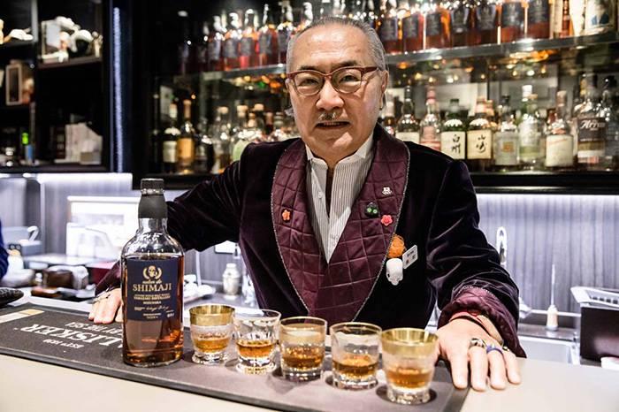 10平米装修花费400万,全东京唯一一家能开在伊势丹的酒吧