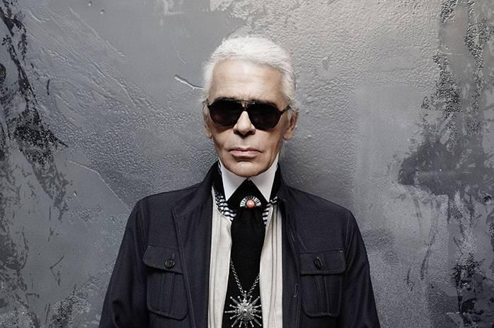 85 岁的时尚老佛爷再度跨界,这次他盯上了黑白大理石家具