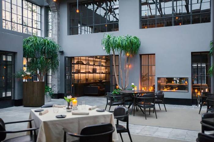 The Georg:北京这家重新开业的餐厅,到底有什么吸引我?
