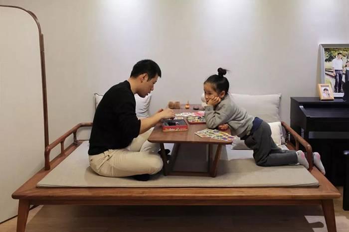 这位杭州爸爸,在家给女儿装了一个舞蹈室