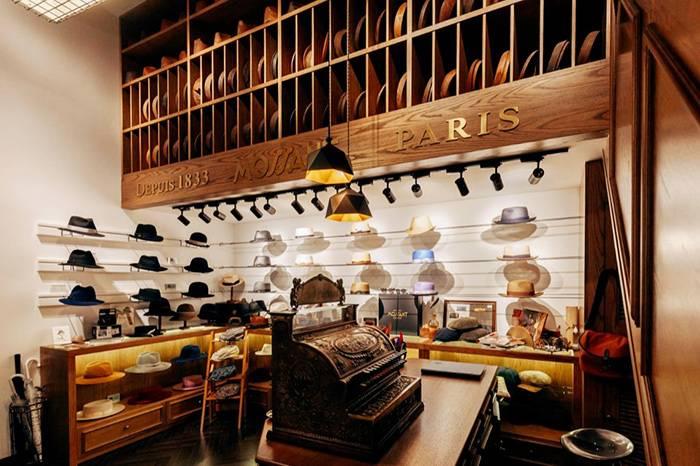 上海Mossant手工制帽店,优雅男士与精致女士的品位穿戴之选