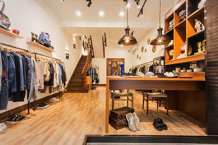 上海时尚买手店铺element,传递简约高品质的生活方式