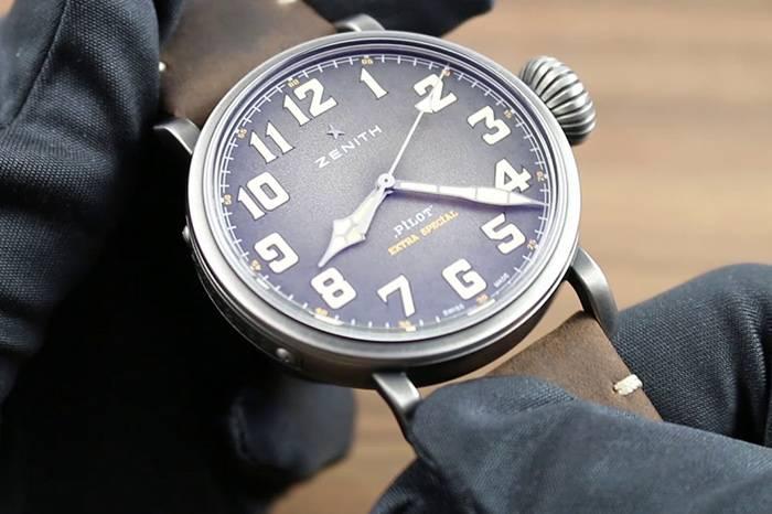 7款复古腕表诠释绅士和情怀