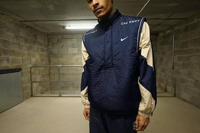 Cav Empt X Nike 全新联名系列正式发布,带领复古运动风回潮