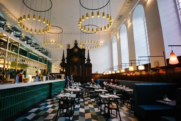 12间餐厅咖啡酒吧,在伦敦从早吃到晚