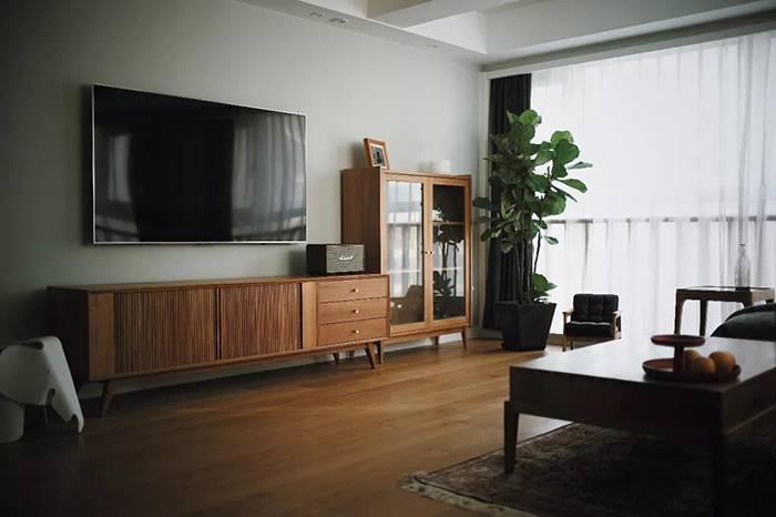 杭州青年导演的家,充满诗意的温馨空间