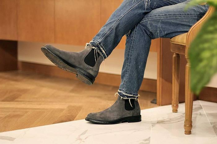 Chelsea Boot(切尔西靴) 时尚男生必备鞋款