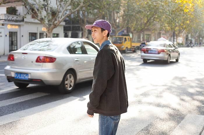 上海街拍 | element店员
